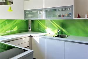 Glasplatte Für Küche : glasplatte f r k che glasplatte mit digitaldruck als ~ Michelbontemps.com Haus und Dekorationen