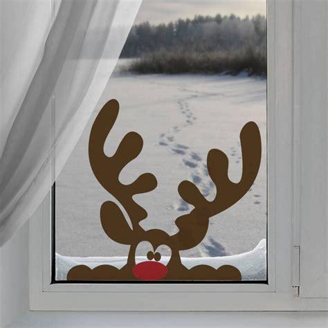 Fensterbilder Einfach Weihnachten Basteln by Basteln Mit Kindern 17 Fensterbilder Und Malvorlagen F 252 R