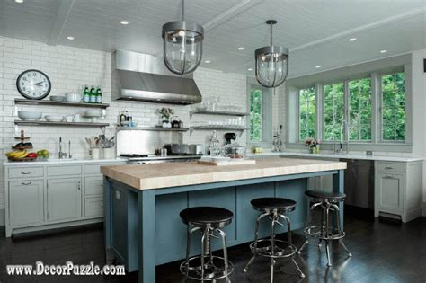 industrial style kitchen islands inustrial style kitchen decor and furniture top secrets