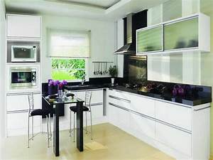 contemporary kitchen design for small spaces With kitchen design ideas for small spaces