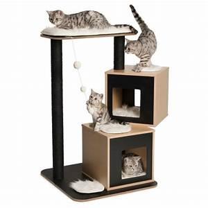Arbre À Chat Pas Cher : arbre a chat pas cher animalis ~ Nature-et-papiers.com Idées de Décoration