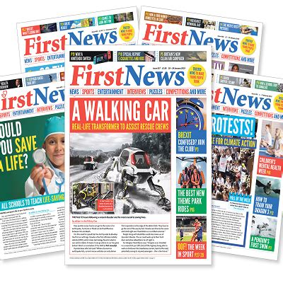 Who, what, when but aside from these questions, the most important one remains to be: Features of a Newspaper Report KS2 | First News Education