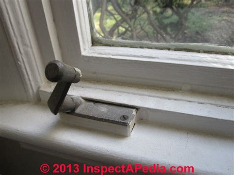 window window hardware age window construction details hardware  indicators  building age