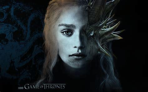 Game Of Thrones Daenerys Wallpaper Wallpapersafari