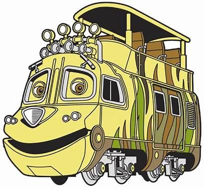 Chuggington Characters Cartoon Doki Calley Tv Skylar
