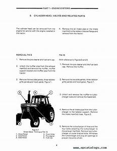 New Holland Ford 7710 Tractor Service Manual Pdf