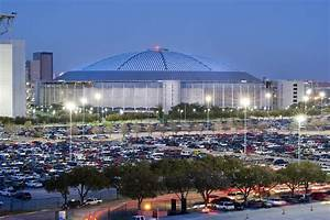 County Approves 105M Makeover For Houstons Astrodome
