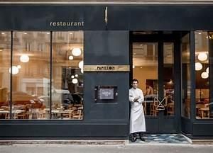 Papillon, Paris Chef Christophe Saintagne Escapes From