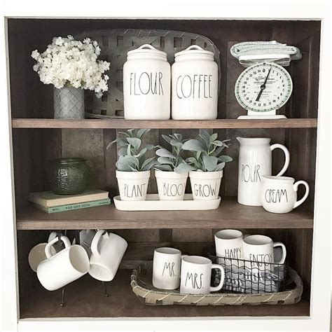 Kitchen Hutch Display by How To Display Dunn How To Style Dunn In 2019