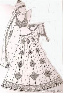91 best images about Indian wear sketches! :) on Pinterest ...