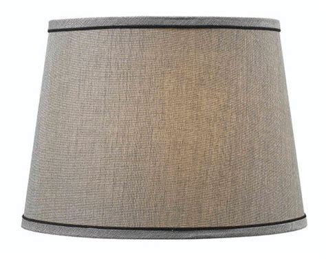 15 quot silver tapered drum shade at menards 174