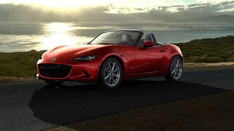 2016 Mazda Mx-5 Miata Convertible Roadster Pricing & Features