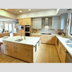 Modern Gourmet Kitchen With Prep Sink And Large Island  Hgtv