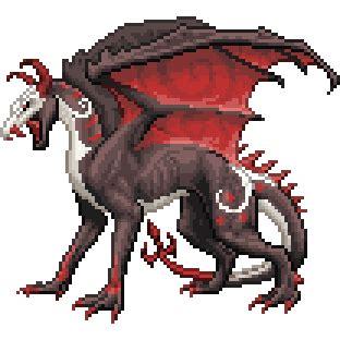 Dragon Cave - Dragon - Neo Tilted
