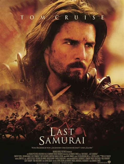 Hot Wallpaper Tom Cruise The Last Samurai Movie