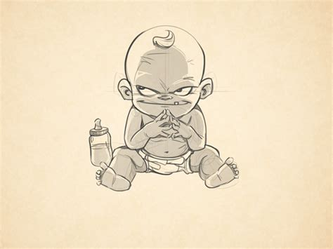 cartoon fundamentals   draw children