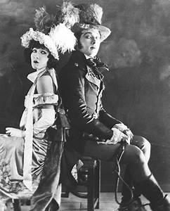 Rudolph Valentino (1895-1926) & Gloria Swanson (1899-1983 ...