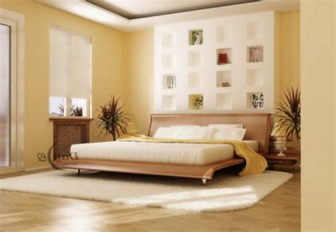 Schlafzimmerwand Gestalten