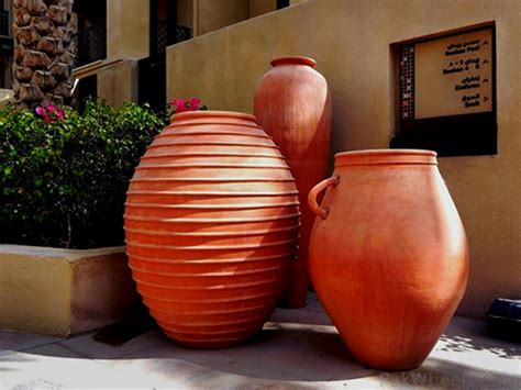 informal ceramic outdoor planters on sale ceramic pots
