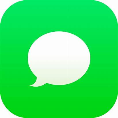 Messages Ios Svg Logos Vector Icons Rounded