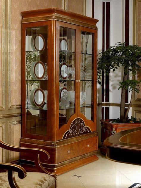italy design high end antique furniture 0031 showcase