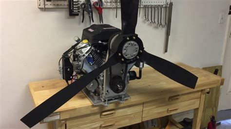Airboat Belt Drive by Harbor Freight Predator 22 Hp Engine And Reduction Drive