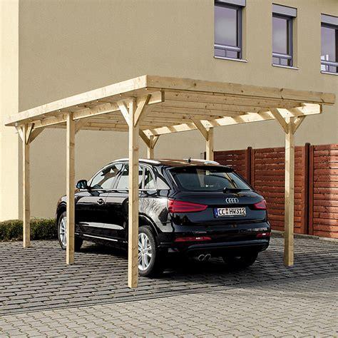 Carport (5,02 X 3 M, Einfahrtshöhe 2,13 M) Bauhaus