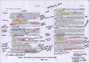 Annotated Text Example | Close Reading | Pinterest | Texts ...