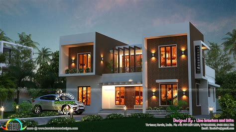 model home interior design images stunning box type home kerala home design and floor plans
