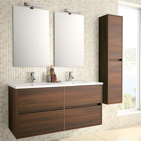 meuble de chambre de bain salle de bain wenge leroy merlin