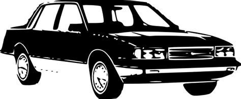 1989 Chevrolet Celebirty Sedan Clip Art At Clker.com