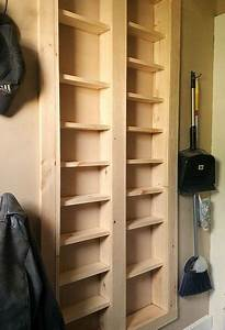 Pantry, Between, The, Studs