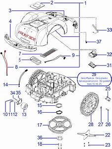 Zucchetti Ambrogio L85 Spare Parts