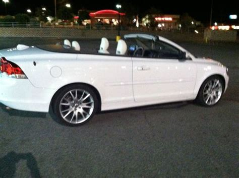 sell  immaculate  volvo  hard top convertible