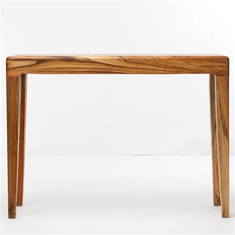 console table with bench lawru console table reclaimed teak console tables
