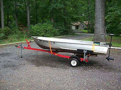 Jon Boat Trailer Motor Package by 8 Ft Jon Boat Boats For Sale