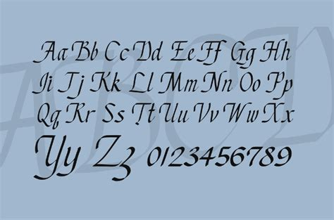 calligraphy fonts ttf otf design trends premium