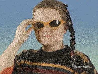 Cool Sunglasses Meme - deal with it sunglasses gif wifflegif