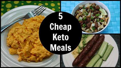 what cuisine 5 cheap keto meals low carb keto diet foods on a budget