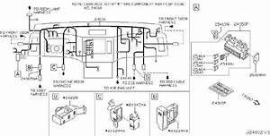 Infiniti Fx35 Bracket Egi Harness  Engine  Room