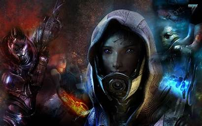 Tali Mass Effect Wallpapers
