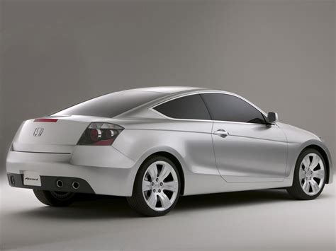 Honda Accord Coupe Concept 2008 Exotic Car Photo 005 Of