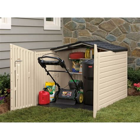 Rubbermaid Slide Lid Storage Shed Shelves by Rubbermaid 3752 02 Olvss Shed Slide Lid V2 Sdonx By