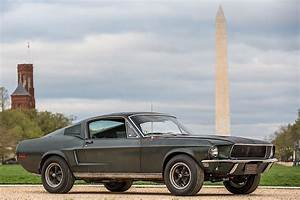 Ford Mustang Bullitt 1968 : original 1968 bullitt mustang to be shown in washington autoevolution ~ Melissatoandfro.com Idées de Décoration