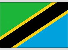 African Flag Quizzes Including Tanzania, Ghana, Niger and
