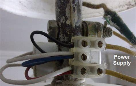 electrical     wire  ceiling fan  reverse