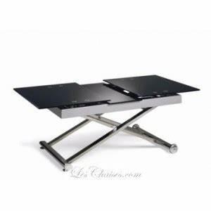 Table Basse Reglable Hauteur : mobilier design sur ~ Carolinahurricanesstore.com Idées de Décoration