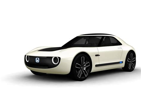 Ev Cars by Honda Needs To Make This Sports Ev Concept The Verge