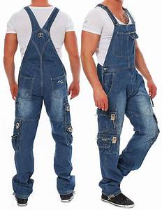 Jeans latzhose herren übergröße