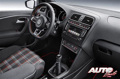 volkswagen polo 2015 interior volkswagen polo gti 2015 interior 04